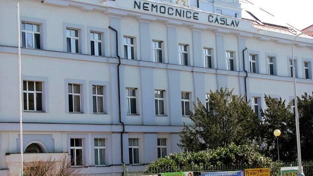 Městská nemocnice v Čáslavi.