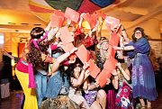 Ve Zruči nad Sázavou si lidé užili Hippies zábavu