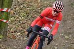 V Čáslavi se konal závod cyklokrosového poháru.