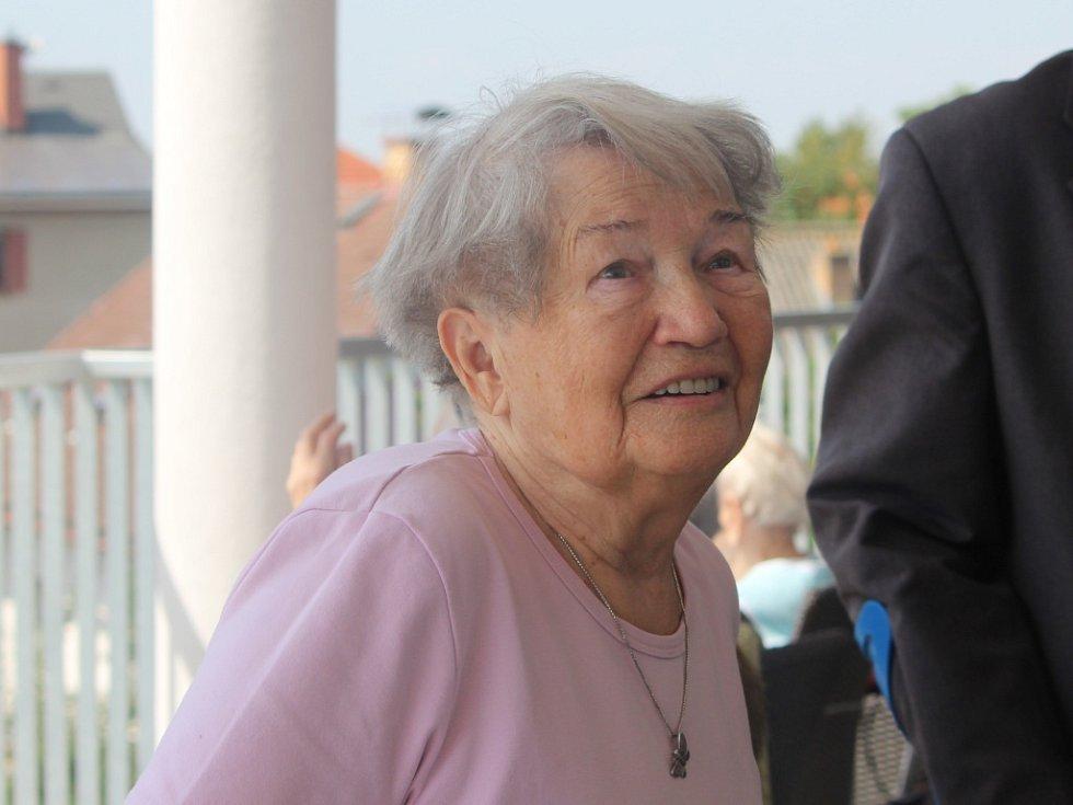 Otevření Domova seniorů v Uhlířských Janovicích