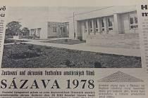 O čem se psalo na Kutnohorsku před třiceti a čtyřiceti lety?