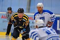 Přípravné utkání hokejistů Vlašimi proti Kutné Hory skončilo vítězstvím hostů 4:2.