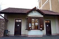 Veřejné toalety v Zámecké ulici v kutnohorském Sedlci.