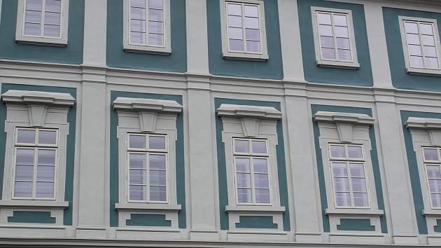 Veigertovský dům, Karlovo náměstí čp. 8, Kolín - hlavní sídlo regionálního muzea