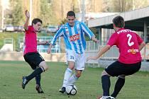 FC Zenit Čáslav - 1. SC Znojmo 0:0 (0:0). 31.10.2010