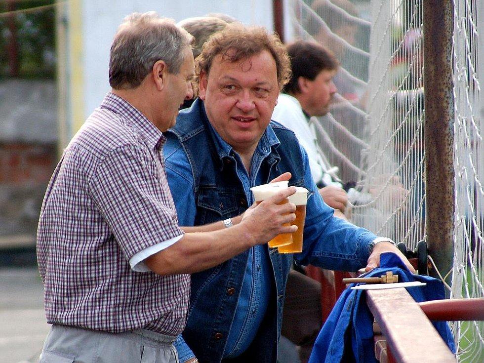 5. kolo krajského přeboru: Kutná Hora - Tatran Rakovník, 5. září 2010.