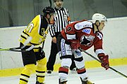 Kutnohorští Sršni na domácím ledě zvládli derby s Čáslaví, ve kterém vybojovali výhru 4:1.