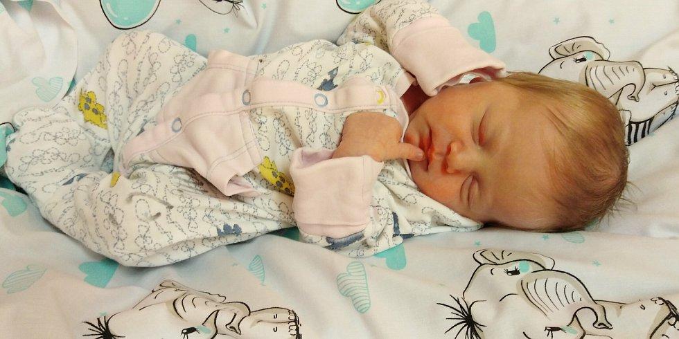Meda Cyprová se narodila 13. ledna 2021 v 11. 22 hodin v čáslavské porodnici. Vážila 2980 gramů a měřila 50 centimetrů. Domů do Kutné Hory si ji odvezli maminka Lucie a tatínek Denis.