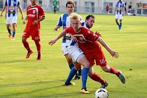 1. kolo Divize C: Čáslav - Pardubice B 1:0, 14. srpna 2016.