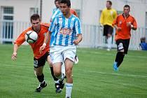 30. kolo II. ligy: Čáslav - Vlašim 2:1, 11. června 2011.