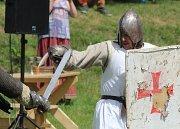 V Semtěši to dnes žije středověkem.