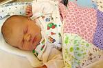 Jůlie Pažičanová se narodila 26. dubna 2020 v 10.47 hodin v čáslavské porodnici. Pyšnila se porodními mírami 4150 gramů a 50 centimetrů. Doma v Církvici se z ní těší maminka Lada a tatínek Lukáš.