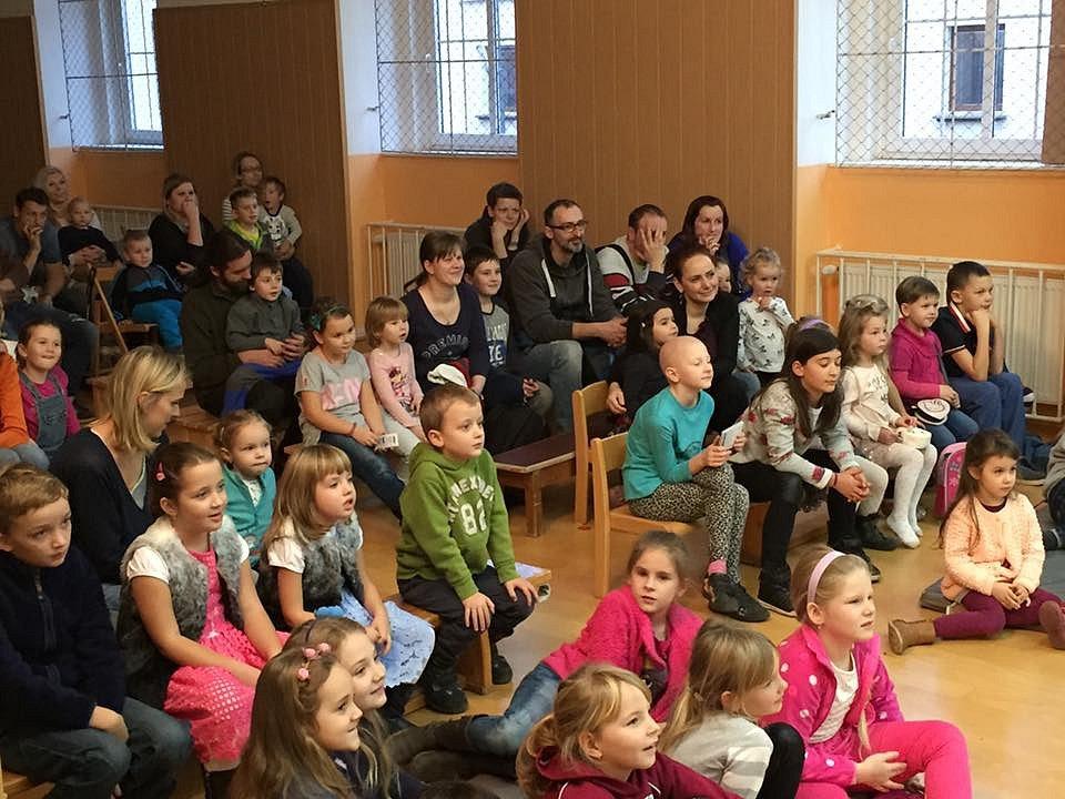 První adventní neděle v DDM Čáslav