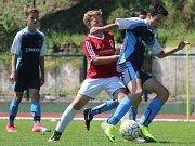 Česká liga žáků U13, neděle 11. června 2017: FK Čáslav - MFK Trutnov 13:1.