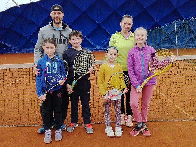 Kutnohorský klub TJ Sparta Kutná Hora navštěvuje celkem 87 dětí.