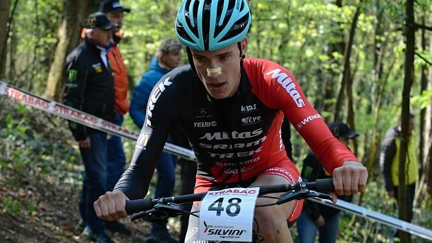 V Kolíně se jel v sobotu předposlední díl cyklokrosového poháru Toi Toi Cup 2017. Tentokrát v mezinárodní kategorii UCI C1. V elitě odstartoval i Josef Jelínek ze Sram Mitas Trek týmu.