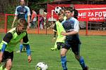 Mladší žáci FK Čáslav na 21. ročníku Memoriálu Františka Lhotáka, mezinárodním fotbalovém turnaji U12 v Malešově.