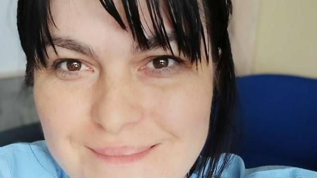 Primářka anesteziologicko-resuscitačního oddělení Městské nemocnice Čáslav Petra Běhounková.