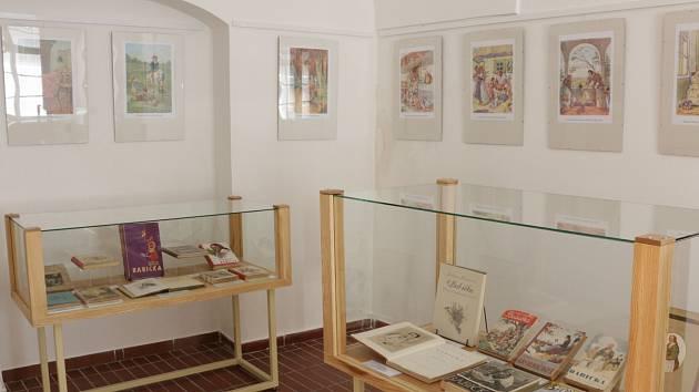 Lidé mohou navštívit do 27. května výstavu s názvem Božena Němcová – Babička.