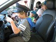 Policisté navštívili děti v Mateřské škole Křesetice