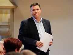 Robert Lukášek, odvolaný jednatel kutnohorské Průvodcovské služby