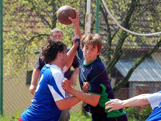 5. kolo 2. ligy mldaších dorostenců: Sparta Kutná Hora - Loko České Budějovice, 25. dubna 2010.