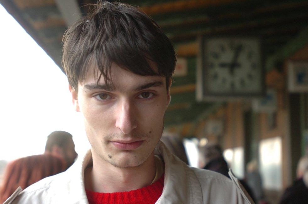 Maturita studentů dramatické výchovy v Čáslav 3. dubna 2012
