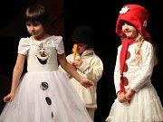Děti z DDM si užily vánoční besídku.