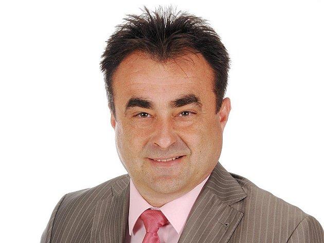 Jaroslav Suk, předseda regionálního výboru TOP 09 Kutná Hora.