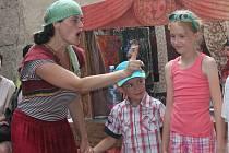 Oslavy svátku sv. Jakuba v Kutné Hoře 27. července 2014