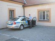 Policejní služebna ve Vrdech.
