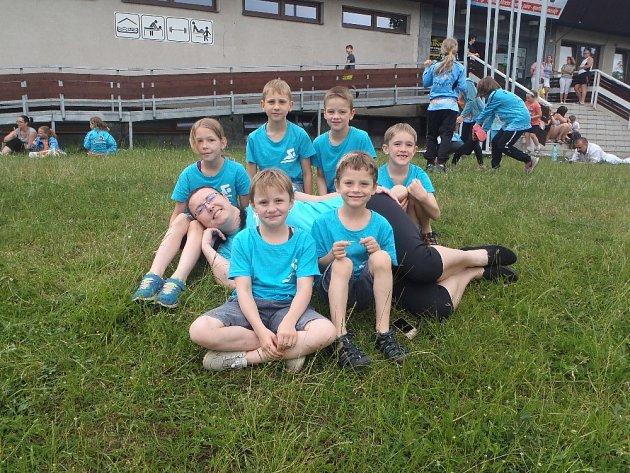 Kutnohorští plavci zakončili úspěšně sezonu