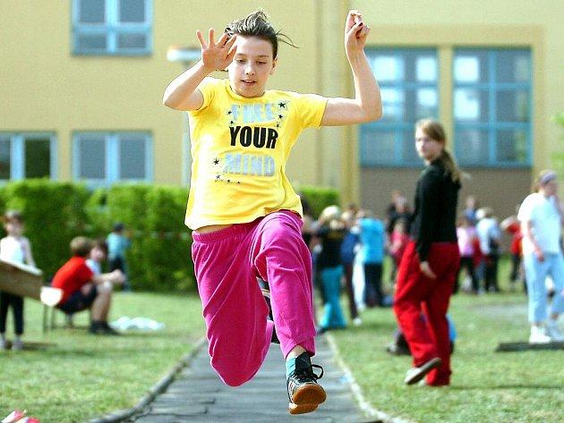 Žehušický pohár se uskutečnil v pátek na žehušické základní škole.