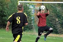 Fotbalová III. třída: TJ Rataje nad Sázavou - TJ Sokol Červené Janovice 10:0 (2:0).