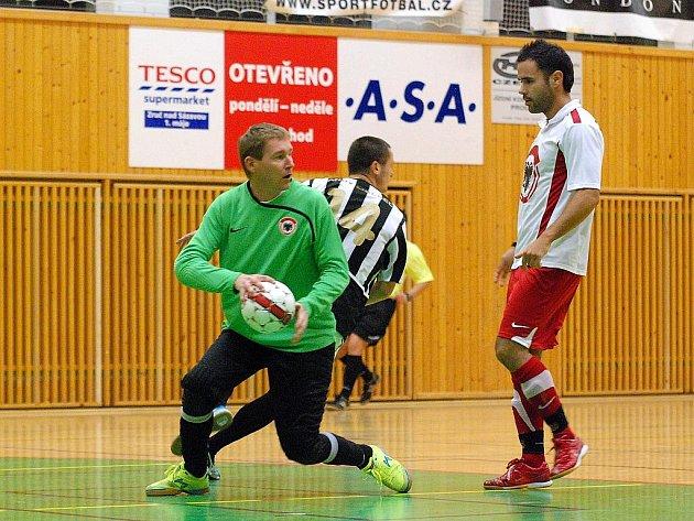 Futsal: FC Benago - Andy Liberec, 20. října 2010