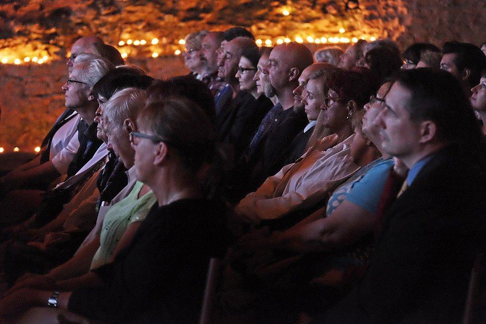 Spokojené publikum