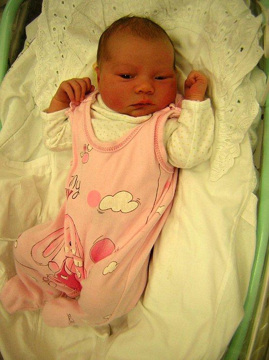 Zita Macháčková přišla na svět 7. dubna 2019 v 15.18 hodin v čáslavské porodnici. Vážila 3550 gramů a měřila 50 centimetrů. Doma v Třeboníně se na ni těší maminka Lenka, tatínek Josef a dvouletý bráška Eliášek.