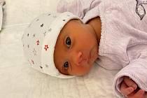 Anna Hubrtová přišla na svět 2. května 2020 v 11.52 hodin v čáslavské porodnici. Vážila 2200 gramů a měřila 46 centimetrů. Doma na Kaňku ji přivítali maminka Lenka a tatínek Michal.