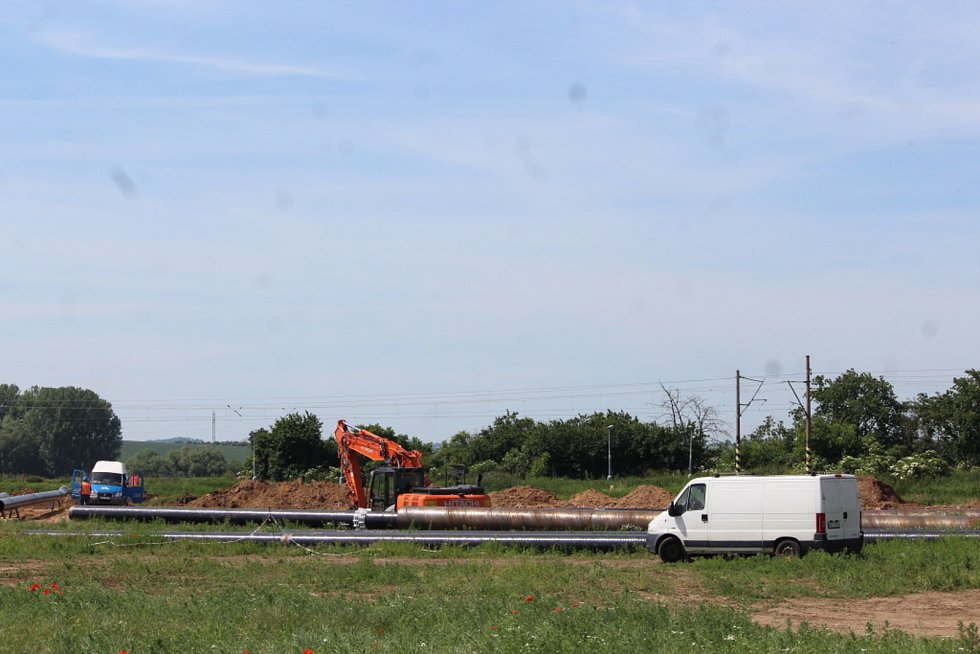 Stavba církvického obchvatu si vyžádá uzavírku silnice III. třídy ve směru na kutnohorský Karlov.