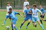 Z modelového utkání čáslavských týmů U14 a U13.