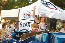 Mezinárodní Veteran Rallye odstartuje v Kutné Hoře v sobotu 18. srpna