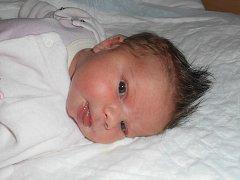 Emička Blechová se narodila 20.listopadu v Kolíně v 16:57. Měřila 51 cm a vážila 3665 gramů. Doma v Zbizubech jí přivítali sestry Adélka a Markétka,maminka Vlada a tatínek Jaroslav.