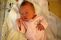 Nicole Slánská přišla na svět 19. prosince 2018 v 16.49 hodin v čáslavské porodnici. Pyšní se mírami 3300 gramů a 50 centimetrů. Domů do Hlavečníku si ji odveze maminka Jana a tatínek Martin.