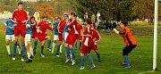 Zruč v derby porazila Kácov 2:1.