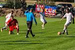 Fotbalová III. třída: TJ Star Tupadly B - TJ Sokol Červené Janovice 1:3 (0:1).