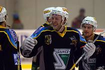 Hokej II. liga: K. Hora - Trutnov 4:2, neděle 15. listopadu 2009