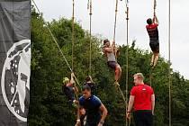 V srpnu se běžely závody Spartan Race také v Litovli.