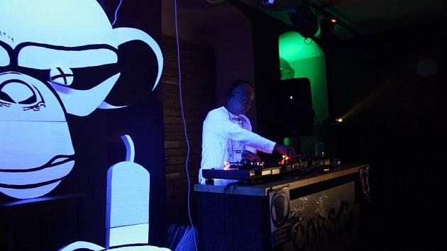 Párty v klubu Corso v Kutné Hoře. 20. 11. 2009