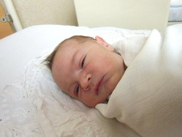 Jakub Vašíček se narodil 23. ledna v Čáslavi. Vážil 3680 gramů a měřil 52 centimetrů. Doma v Čáslavi ho přivítali maminka Bronislava a tatínek Michal.