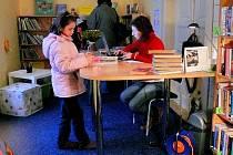 Nová pobočka kutnohorské knihovny v Malíně